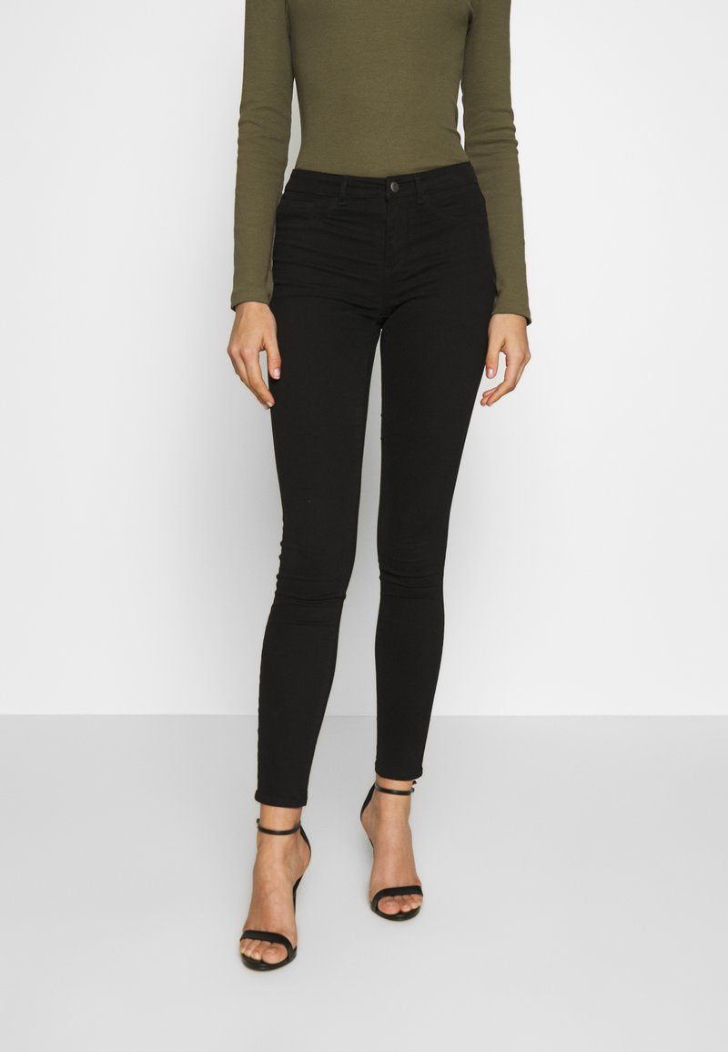 ONLY - ONLMIRINDA BASIC PANT - Jeans Skinny Fit - black