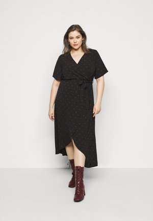 SPOT DRESS - Robe d'été - black