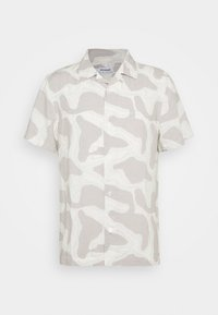 Weekday - COFFEE TOPOGRAPHIC - Camisa - beige - 4