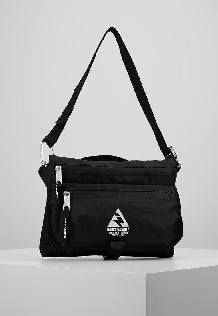 Indispensable - SACOCHE  - Across body bag - black