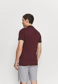 Selected Homme - SLHNEWSEASON - Polo shirt - port royale - 2