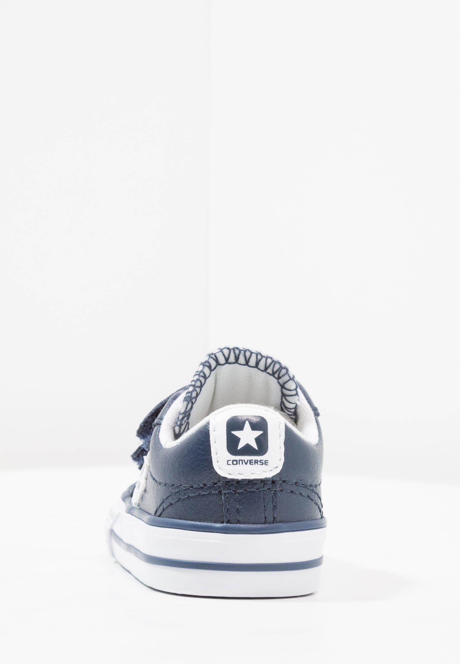 Converse STAR PLAYER INFANT - Scarpe primi passi - navy/white/blu ...