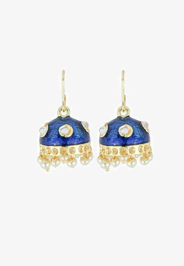 TINKER BELL - Boucles d'oreilles - navy blue