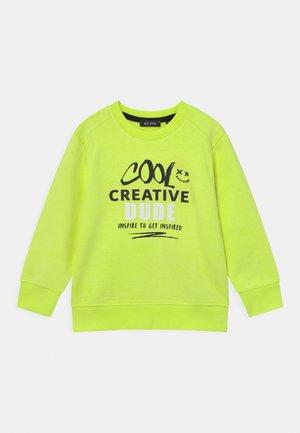 KIDS BOYS  - Sweatshirt - hellgrün