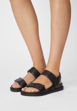 VEGAN BEBE - Sandals - black