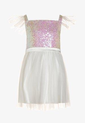 PENNIE DRESS - Koktejlové šaty/ šaty na párty - white