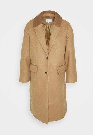 VICALLEE COAT  - Zimní kabát - tigers eye