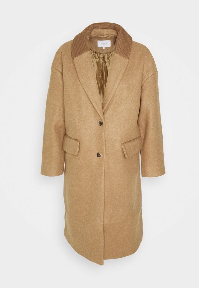 VICALLEE COAT  - Cappotto classico - tigers eye