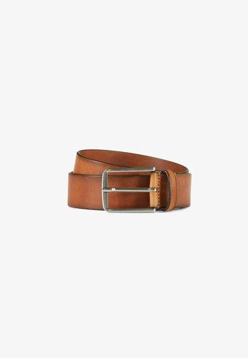 ASHER - Belt - brown