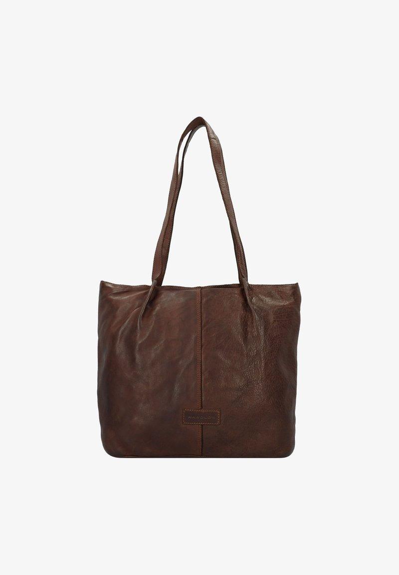 Harold's - SUBMARINE - Tote bag - braun