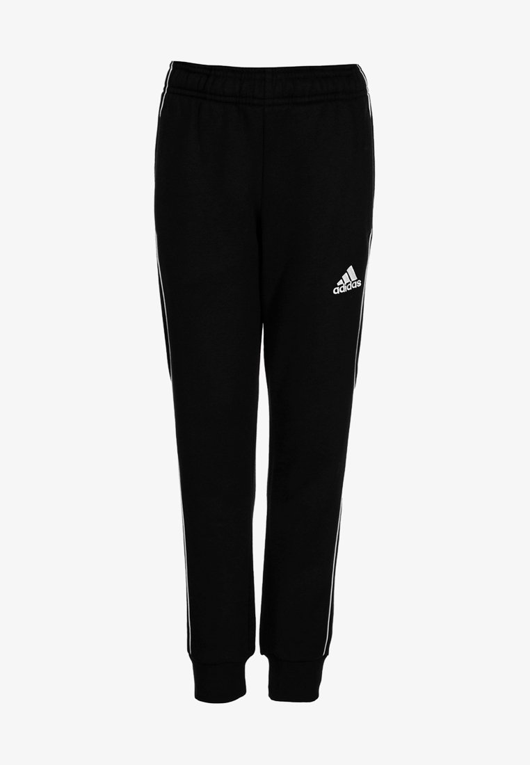 adidas Performance - CORE - Spodnie treningowe - black/white