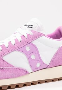 Saucony - JAZZ VINTAGE - Trainers - purple/white - 2