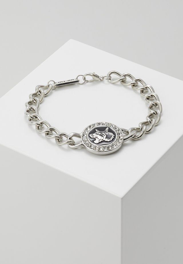 DOBERMAN BRACELET - Armband - silver-coloured