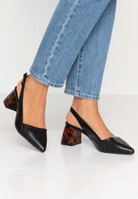 co wren wide fit - Classic heels - black - 0
