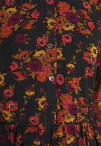Molly Bracken - LADIES WOVEN DRESS - Day dress - windflowers black - 5