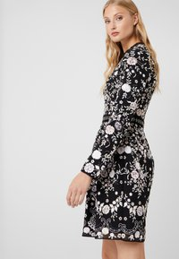 Needle & Thread - ELLA LONG SLEEVE PROM - Cocktailklänning - ballet black - 6
