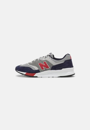 997 UNISEX - Trainers - red/navy