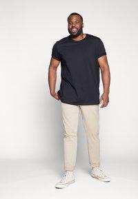 Esprit - 2 PACK - T-shirt basic - black - 0