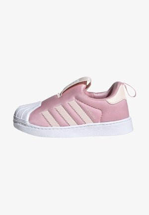 SUPERSTAR 360 SHOES - Slip-ons - pink