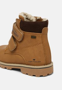 TOM TAILOR - UNISEX - Winter boots - camel - 4
