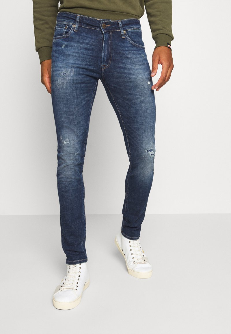 Jack & Jones - JJILIAM JJORIGINAL - Jeans Skinny Fit - blue denim