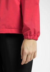 Haglöfs - BUTEO JACKET - Hardshell jacket - hibiscus red - 3