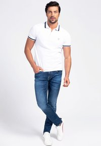 Guess - Polo shirt - weiß - 1
