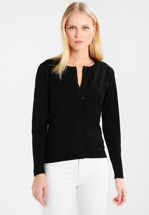 DOLLIE  - Strikjakke /Cardigans - black