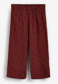 Next - 2 PIECE SET - Leggings - Trousers - brown - 2