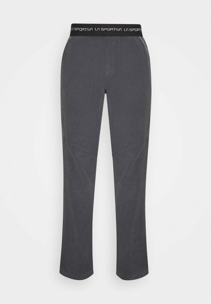 La Sportiva - SOLO PANT - Trousers - carbon