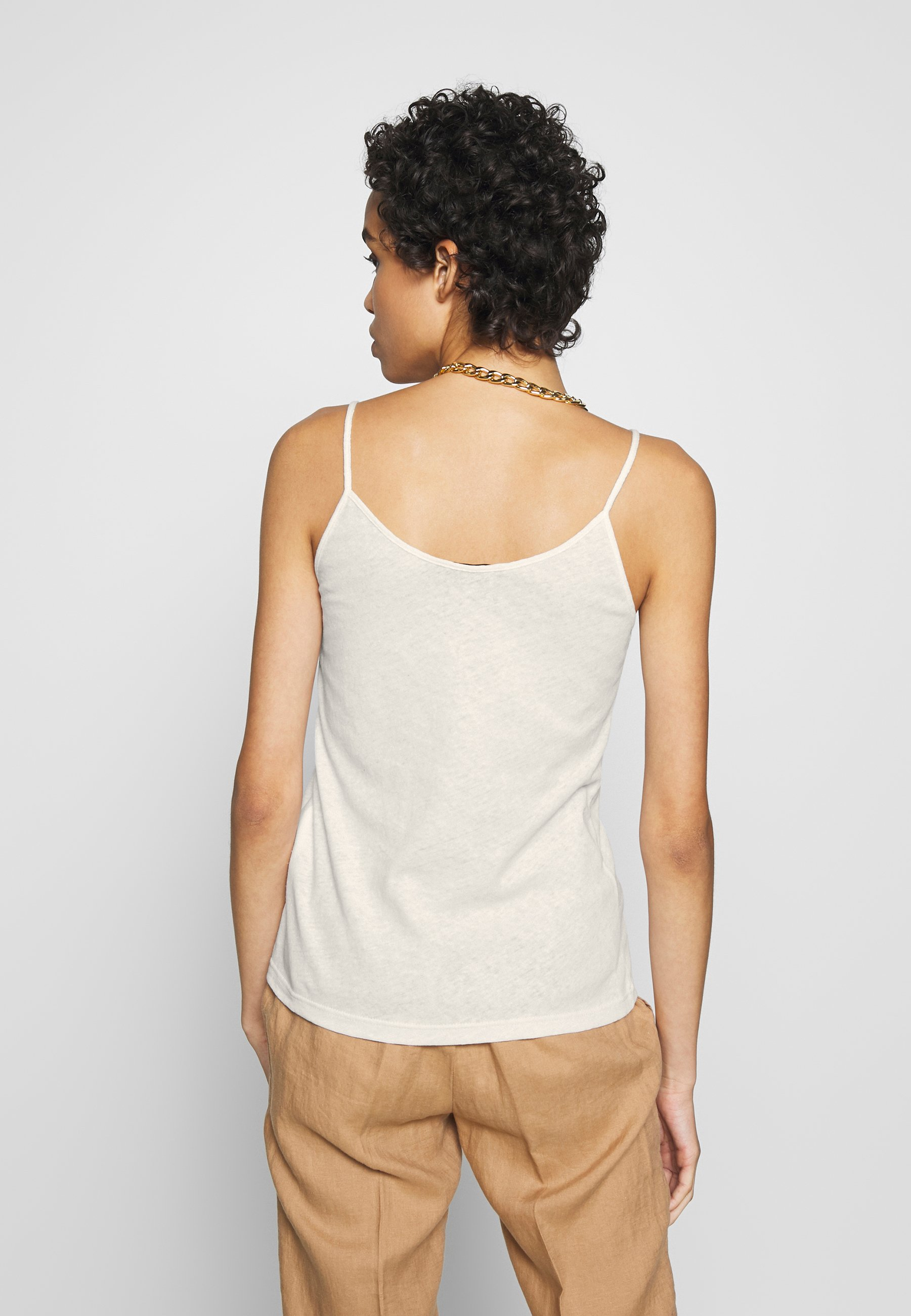 Zign Toppe - cloud dancer - Damer T-shirts & toppe d0rvq