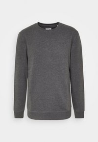 Only & Sons - ONSVINCENT CREW NECK - Sweatshirt - black - 4