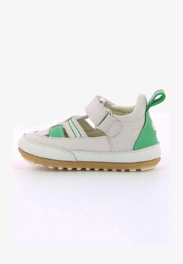Chaussures premiers pas - beige