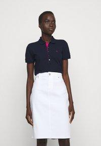 Lauren Ralph Lauren - ATHLEISURE  - Polo shirt - french navy - 0