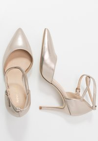 Anna Field - LEATHER PUMPS - Escarpins à talons hauts - champagne - 3