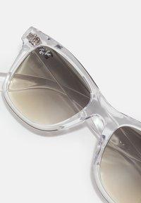 Ray-Ban - UNISEX - Sonnenbrille - transparent/brown - 3