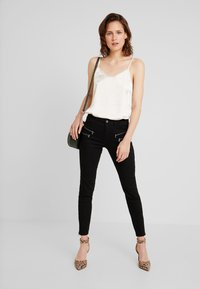 Freequent - Trousers - black - 1