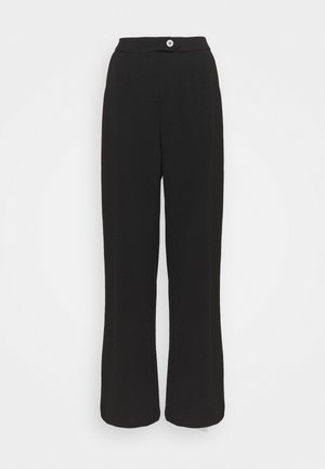 VMBECCA PANTS TALL - Trousers - black