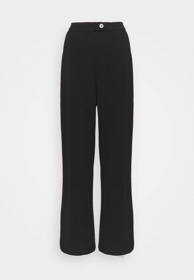 VMBECCA PANTS TALL - Bukse - black