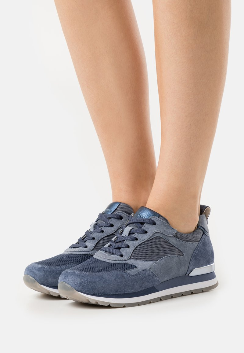 Gabor Comfort - Trainers - jeans/nautic
