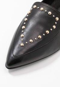 Copenhagen Shoes - SUCCES STUDS - Instappers - black - 2