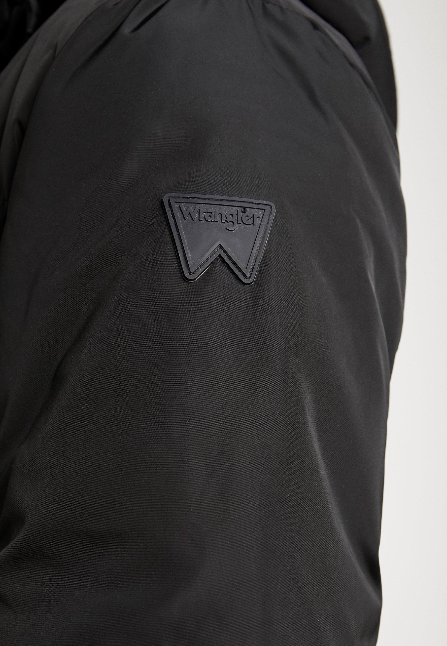 Wrangler PROTECTOR JACKET - Vinterjakke - black