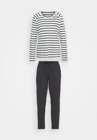 Marc O'Polo - CREW NECK SET - Pyjama set - anthrazit - 5