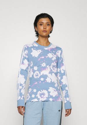 LONG SLEEVE GRAPHICS LOOSE - Long sleeved top - ambient sky