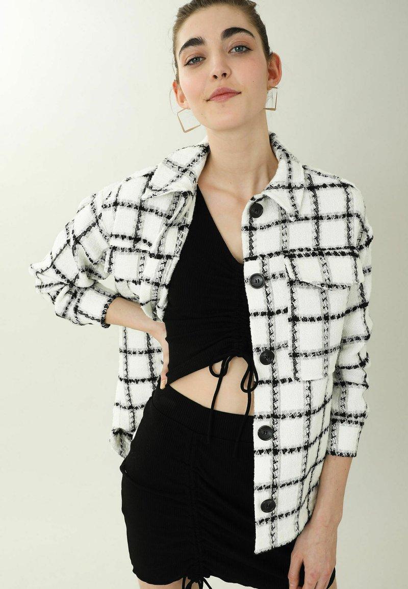 Pimkie - Summer jacket - weiß
