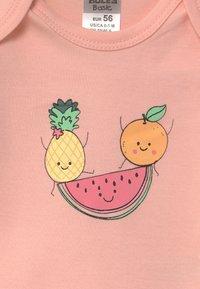 Jacky Baby - GIRLS 3 PACK - Body - light pink/white - 3