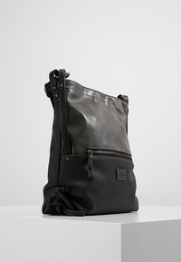 TOM TAILOR - ELIN CROSS BAG - Skuldertasker - schwarz - 3