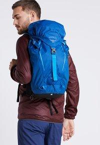 Osprey - HIKELITE - Hiking rucksack - bacca blue - 0