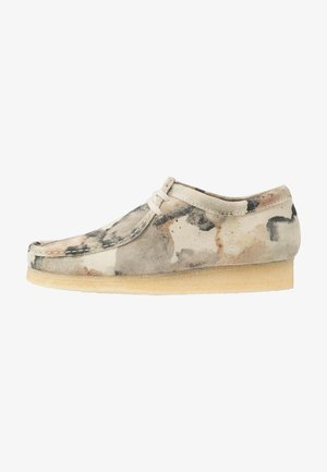 WALLABEE - Casual lace-ups - offwhite