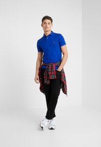 Polo Ralph Lauren - SHORT SLEEVE KNIT - Polotričko - heritage royal - 1